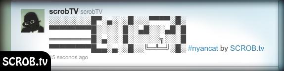 Nyan Cat NyanCat Twitter Art by SCROB