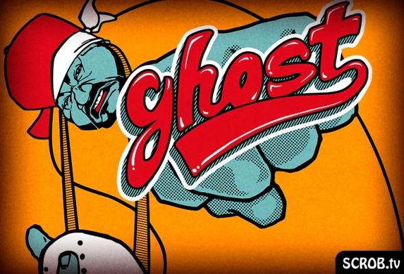 Juggalo Art of Ghostface Killah of Wu Tang Clan by SCROB