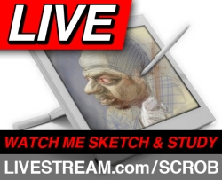 Watch SCROB in Action LIVE on Livestream.com/SCROB