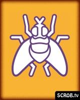 Blowfly Logo by SCROB