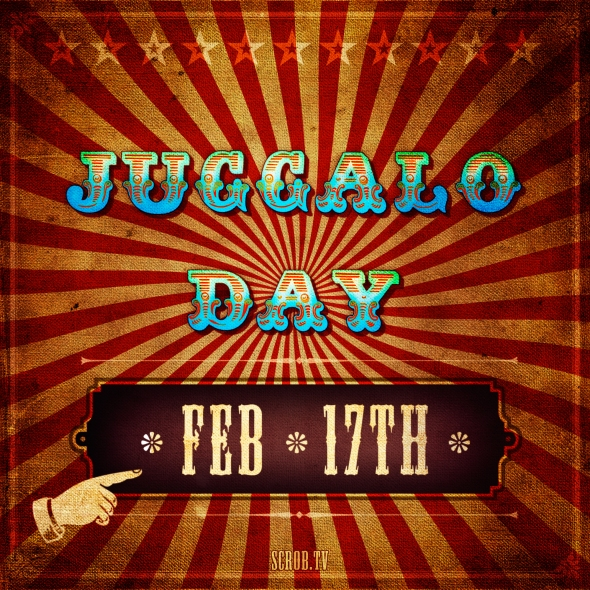 Juggalo Art: Juggalo Day Poster by SCROB