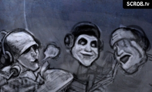 Twiztid Art Early Stage