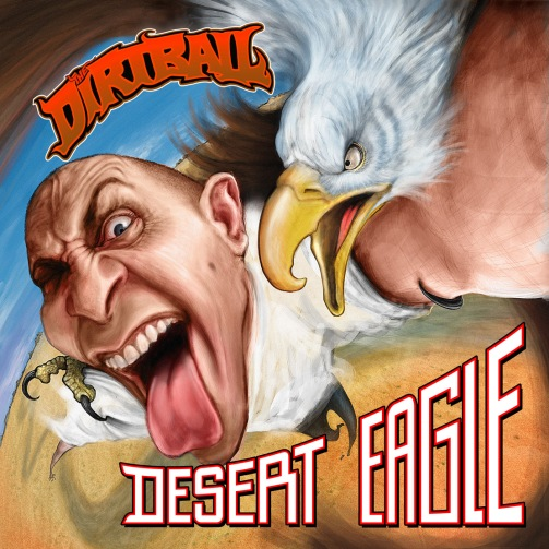 Desert Eagle Art of The Dirtball by SCROB